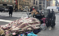 New York 'taki öğrencilerden 114 bini 'evsiz'